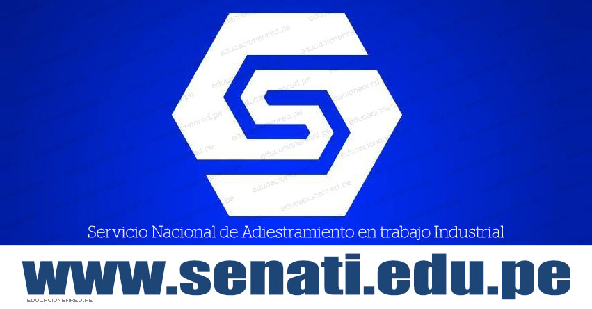 Resultados SENATI 2019-2 (Domingo 14 Julio 2019) Lista de Ingresantes Prueba de Aptitud - Servicio Nacional de Adiestramiento en trabajo Industrial - www.senati.edu.pe