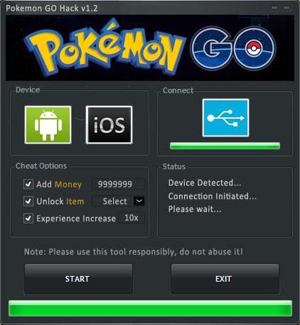 Pokemon go hack games cheats & hack.