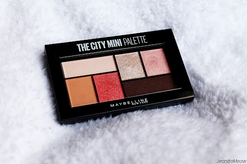 #sponsored   #voxbox   #maybelline   #influenster   #downtownsunrise   #eyeshadow   #eyeshadowpalette...