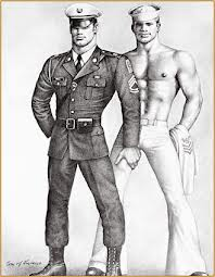 """TOM OF FINLAND"" movie arrives"