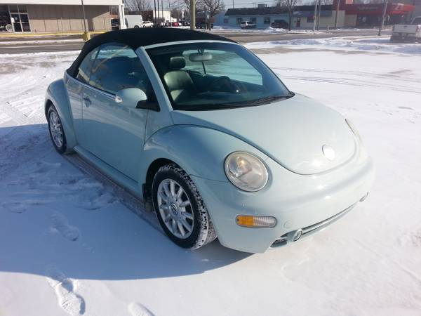 2004 Beetle Convertible For Sale