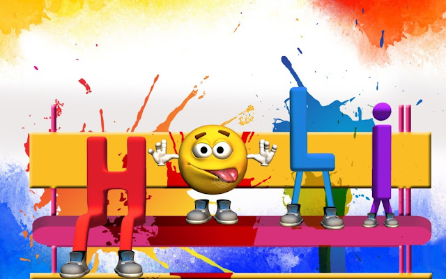 Happy Holi Festival Images
