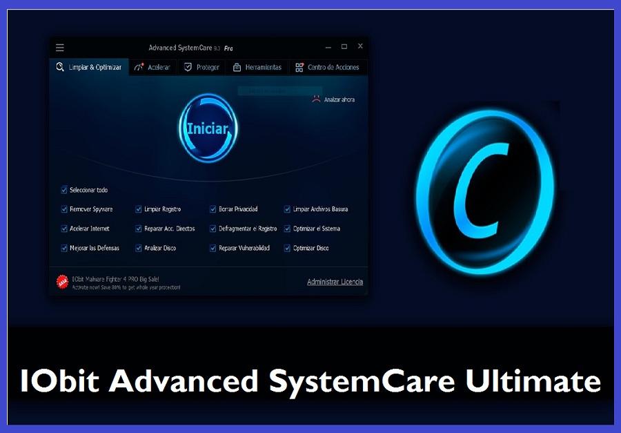iobit advanced systemcare 12