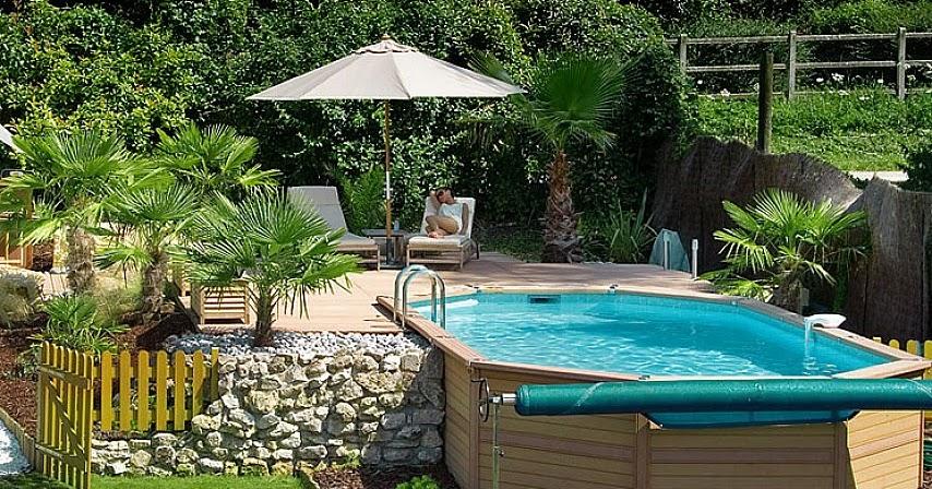 Dise os de piscinas peque as decoraci n del hogar dise o de interiores c mo decorar design - Decoracion piscinas pequenas ...