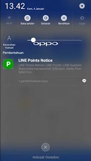 Cara Mendapatkan LINE POINT Dengan Mudah