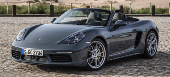 2017 Porsche 718 Boxster Review Design Release Date Price And Specs