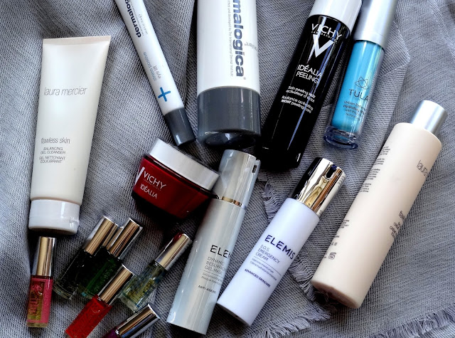 New And New To Me Skincare Discoveries From Laura Mercier, Elemis, Vichy, Dermalogica And More!