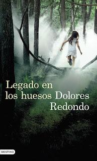 Trilogía Del Baztán II: Legado En Los Huesos, de Dolores Redondo