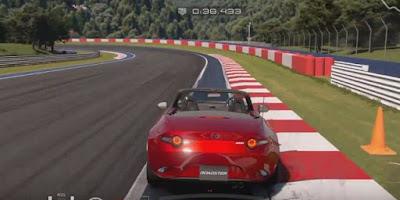 GT Sports, Mazda Roadster S,