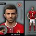 وجه لاعب الاهلي الجديد محمد شريف PES6