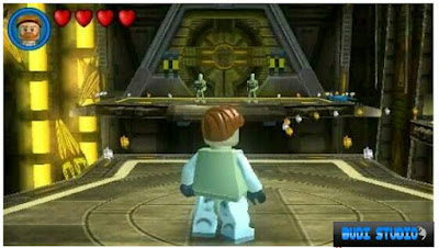 Lego Star Wars III: The Clone Wars PPSSPP PSP