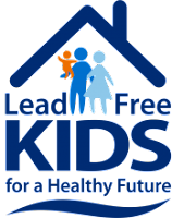 Logo for the Lead Free Kids for a Healthy Future initiative