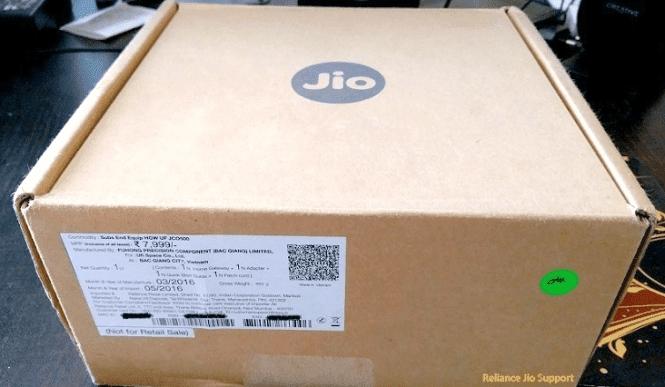 Jio-Gigafiber