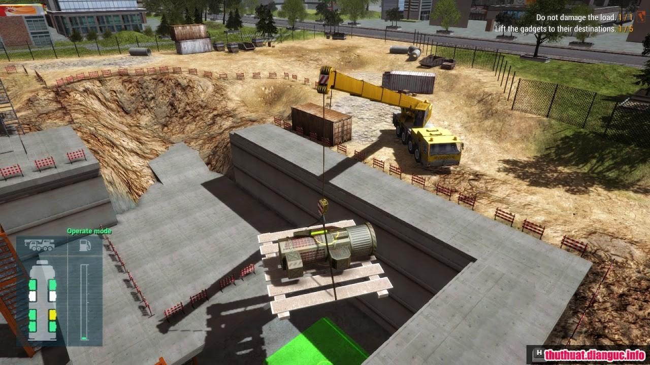 game mô phỏng xây dựng
