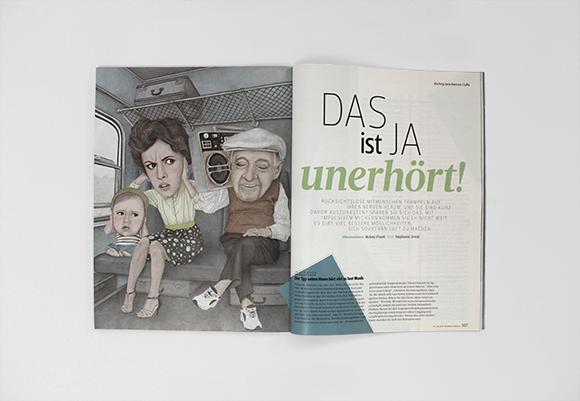 Helena Frank - Women's health magazine