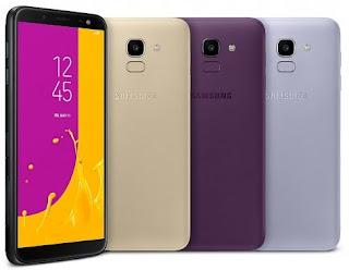 Samsung Galaxy J6 Berdesain Kekinian Dengan Infinity Display