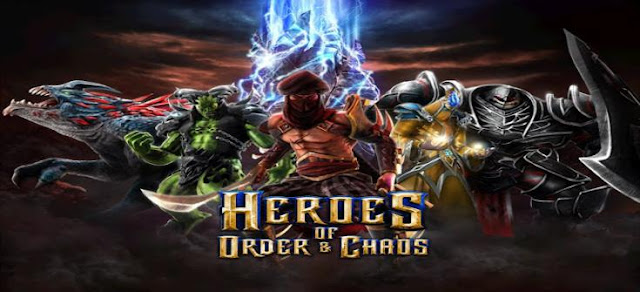 Download Heroes of Order & Chaos Apk + Data Torrent