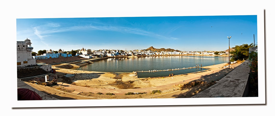 Lake of Pushkar