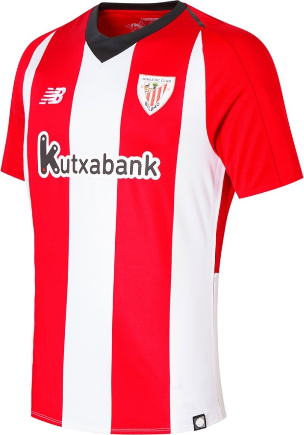 1a37b2d257 New Balance divulga a nova camisa titular do Athletic Bilbao - Show ...