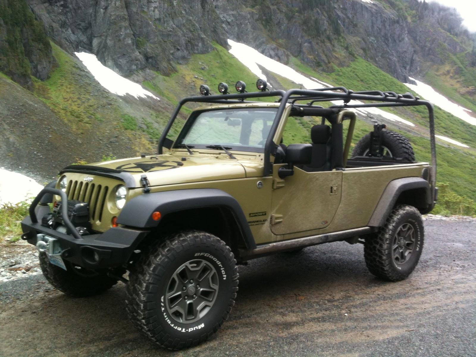 Jeep Wrangler Jk8 >> 2013 Jeep Wrangler JK8 Conversion