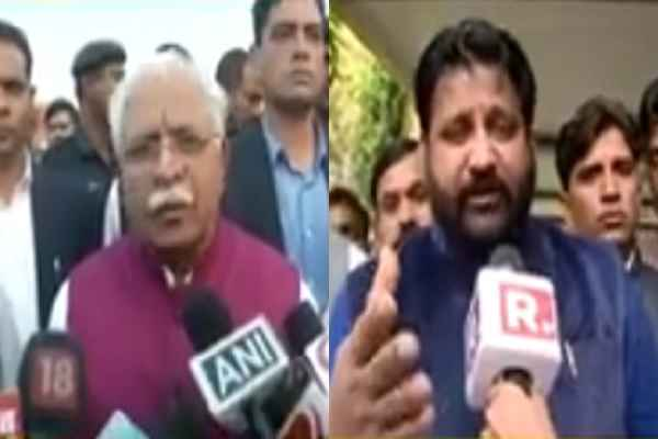 rajpoot-leader-insulted-from-cm-manohar-lal-khattar-refused-to-meet