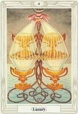 The Four of Cups, Thoth