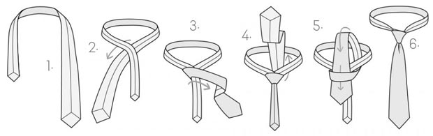 La guía definitiva de las corbatas: manual de estilo (II)
