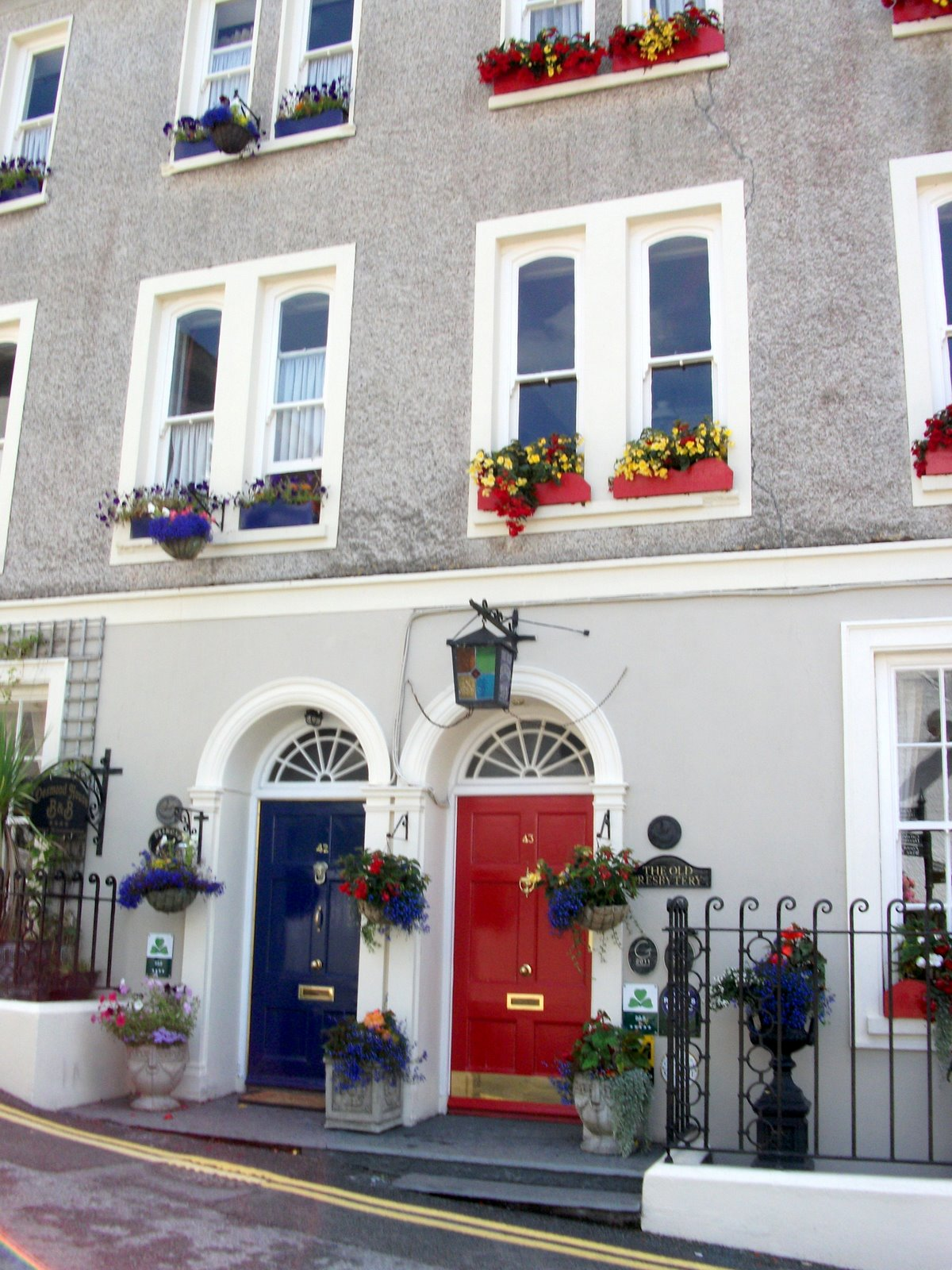 Francois Illas New Tradition: 1000+ Images About Irish Doors On Pinterest