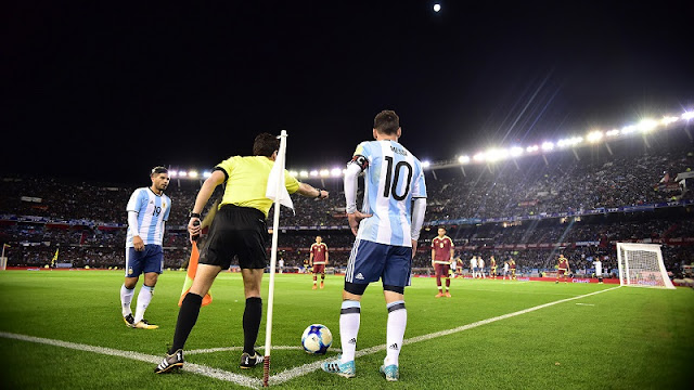 Futebol em Bueno Aires