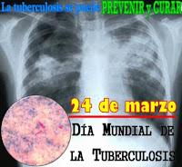 Imágen por el Día Mundial de la Tuberculosis