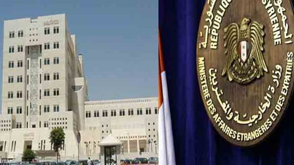 الخارجية تدين النظام السعودي على دعمه التحالف الدولي بـ 100 مليون دولار؟