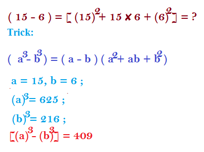 Equation with Algebra Formulas