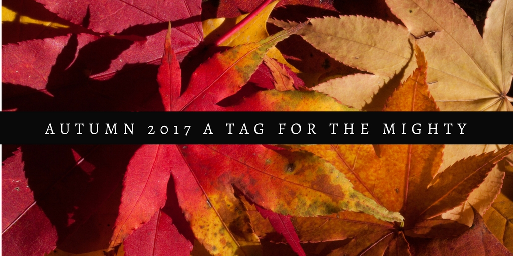 AUTUMN 2017 A TAG FOR THE MIGHTY