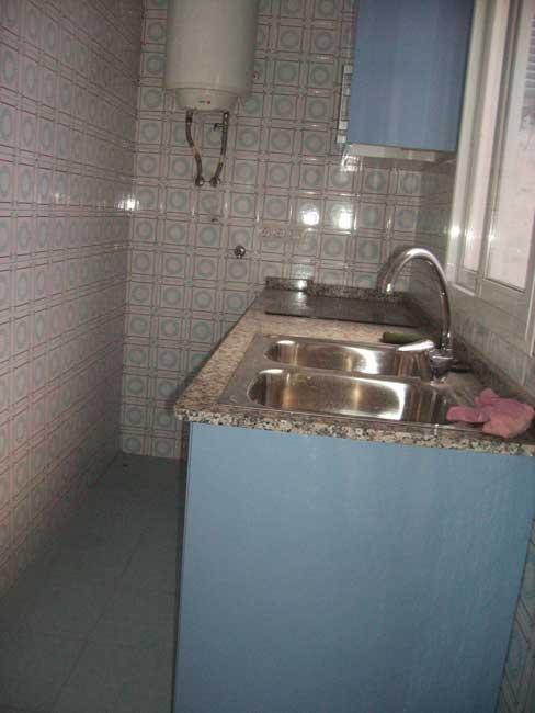 piso en alquiler calla pico castellon cocina
