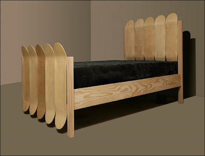 Cool Skateboard Inspired Furniture Designs (14) 2