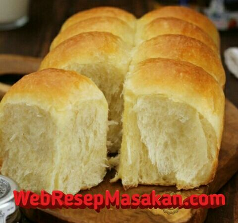 Roti Susu, Resep roti susu,
