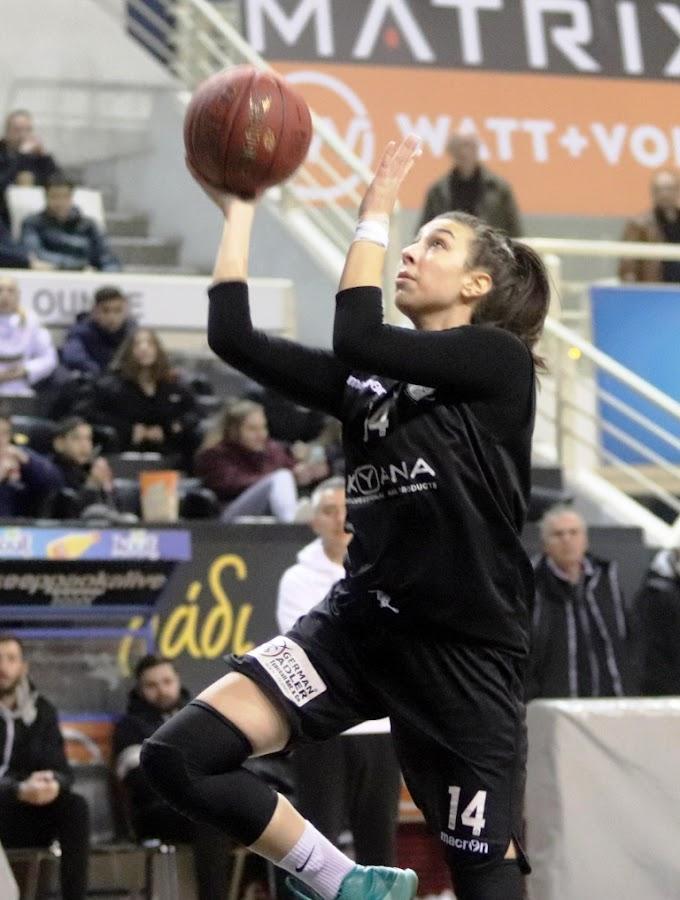 Χωρίς πρόβλημα οι νεάνιδες του ΠΑΟΚ-Βραβεύτηκε ο Αρης Γραμμενίδης για την προσφορά του από τον «Δικέφαλο»-Φωτορεπορτάζ του Κώστα Γκόρα από τον αγώνα με τον Παναθλητικό