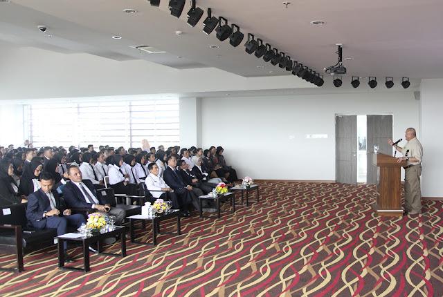 Gubernur Sumsel Berikan Kuliah Umum Mahasiswa Poltekpar Palembang