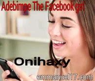 Adebimpe the Facebook girl