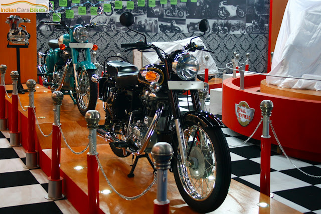 Royal Enfield Bike Pictures