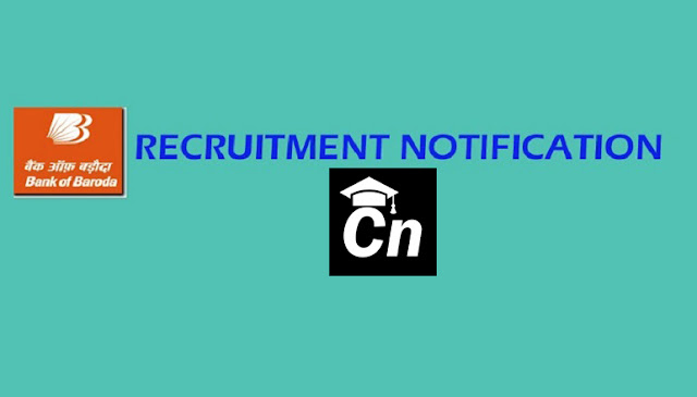 Bank of Baroda logo, Careerneeti Logo, Recruitment notification