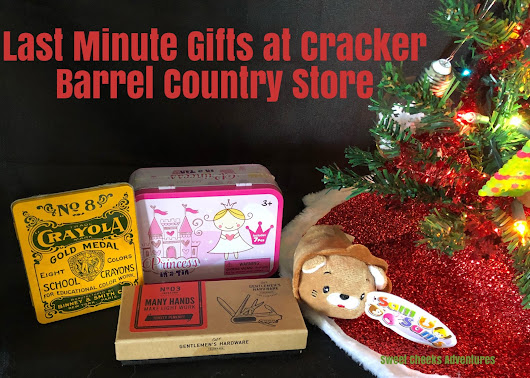 Last Minute Gifts at Cracker Barrel Country Store