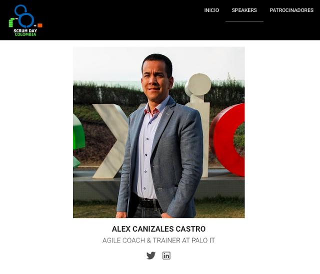 Scrum Day Colombia 2019 - Alex Canizales