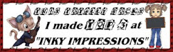 Top 3 Inky Impressions 21st March 2012