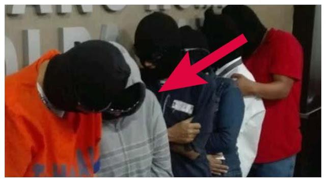 Pengakuan Pasutri Pelaku Pesta Seks dan Bertukar Pasangan di Surabaya yang Digerebek Polisi