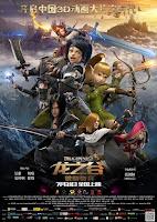 Dragon Nest: Warriors Dawn (2015) online y gratis