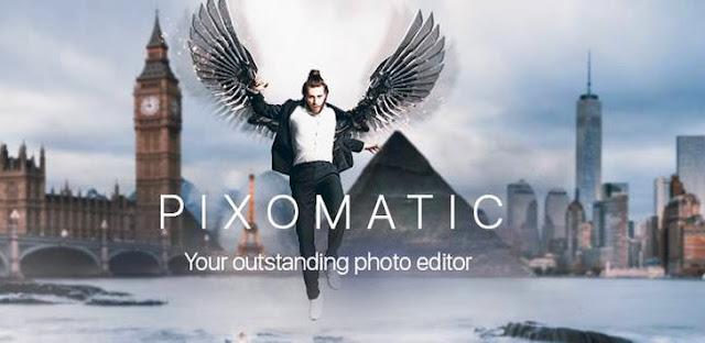 Pixomatic photo editor v1.0.2 APK Download