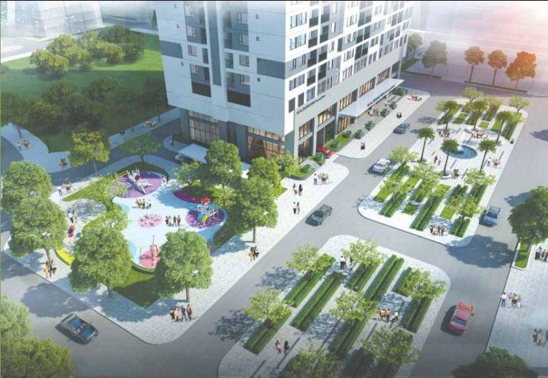 Tiện ích chung cư Taseco Complex