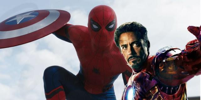 Ya está aquí el tráiler del nuevo Spider-Man: Homecoming