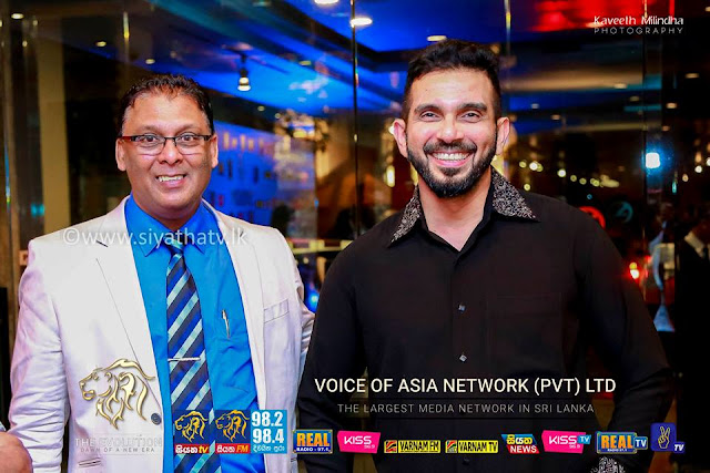 Voice of Asia Network - Siyatha Tv re-launch